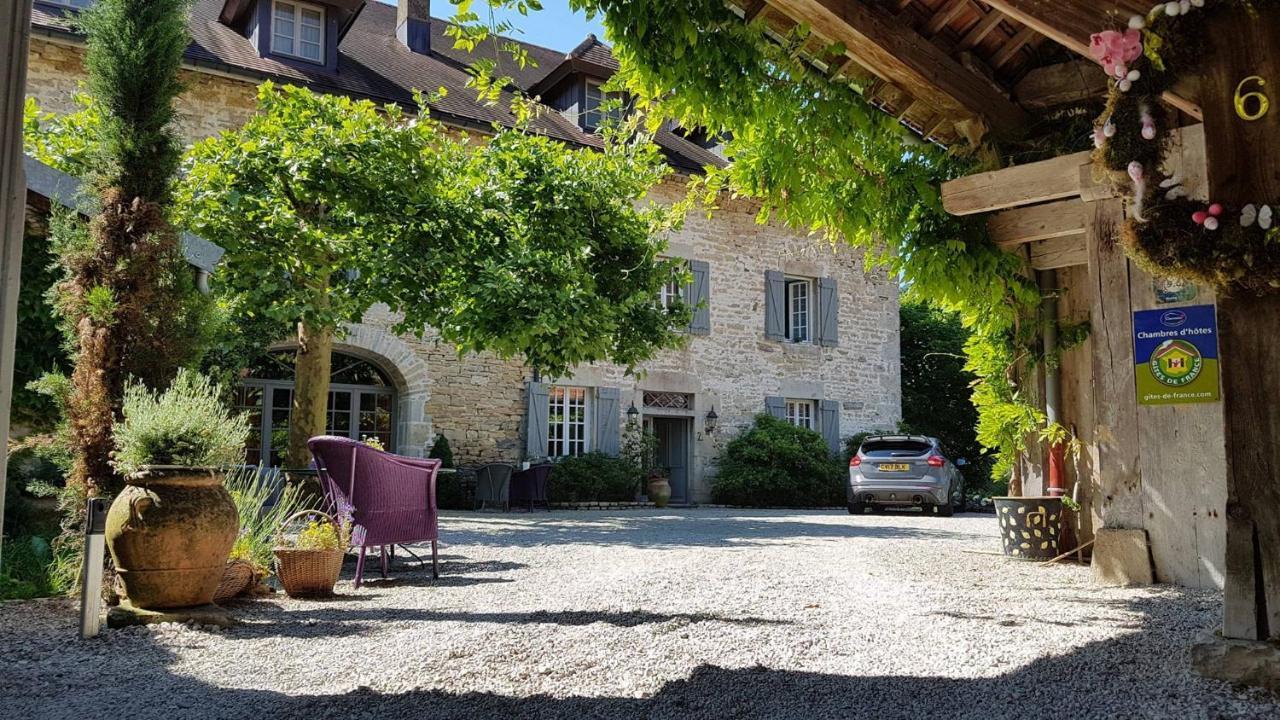 Guest Houses In Reugney Franche-comté
