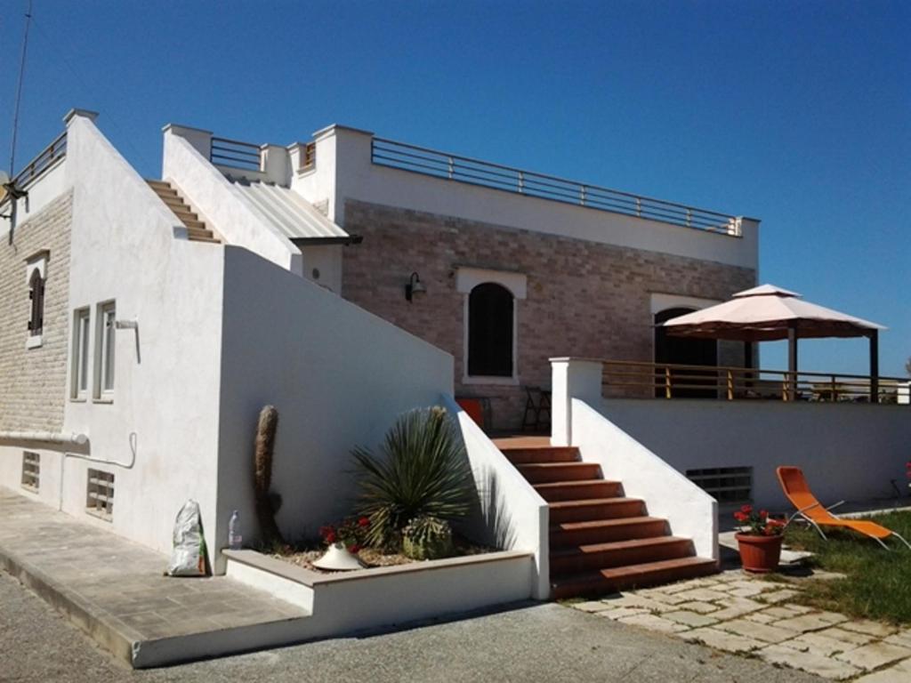 Villa al mare (イタリア モーラ...