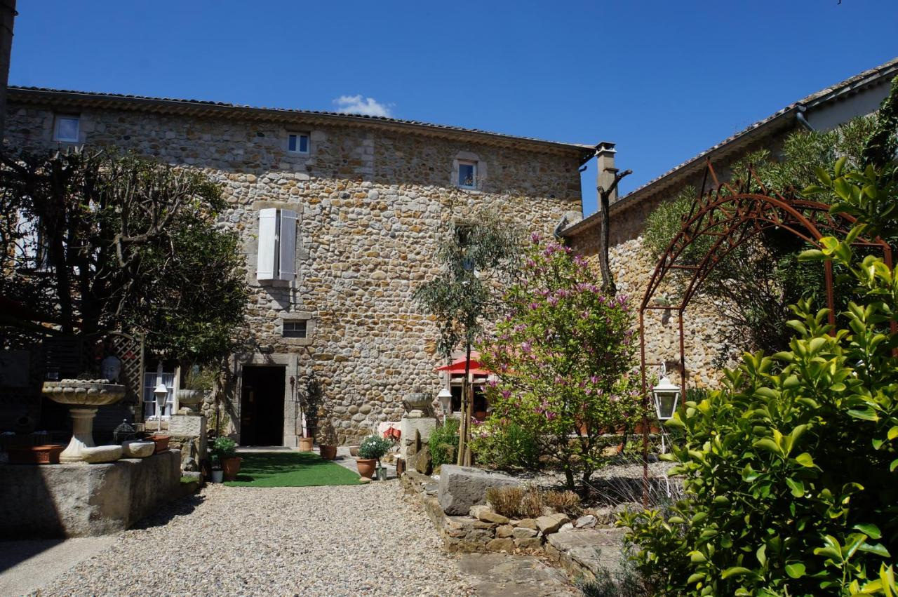 Hotels In Saint-alban-sous-sampzon Rhône-alps
