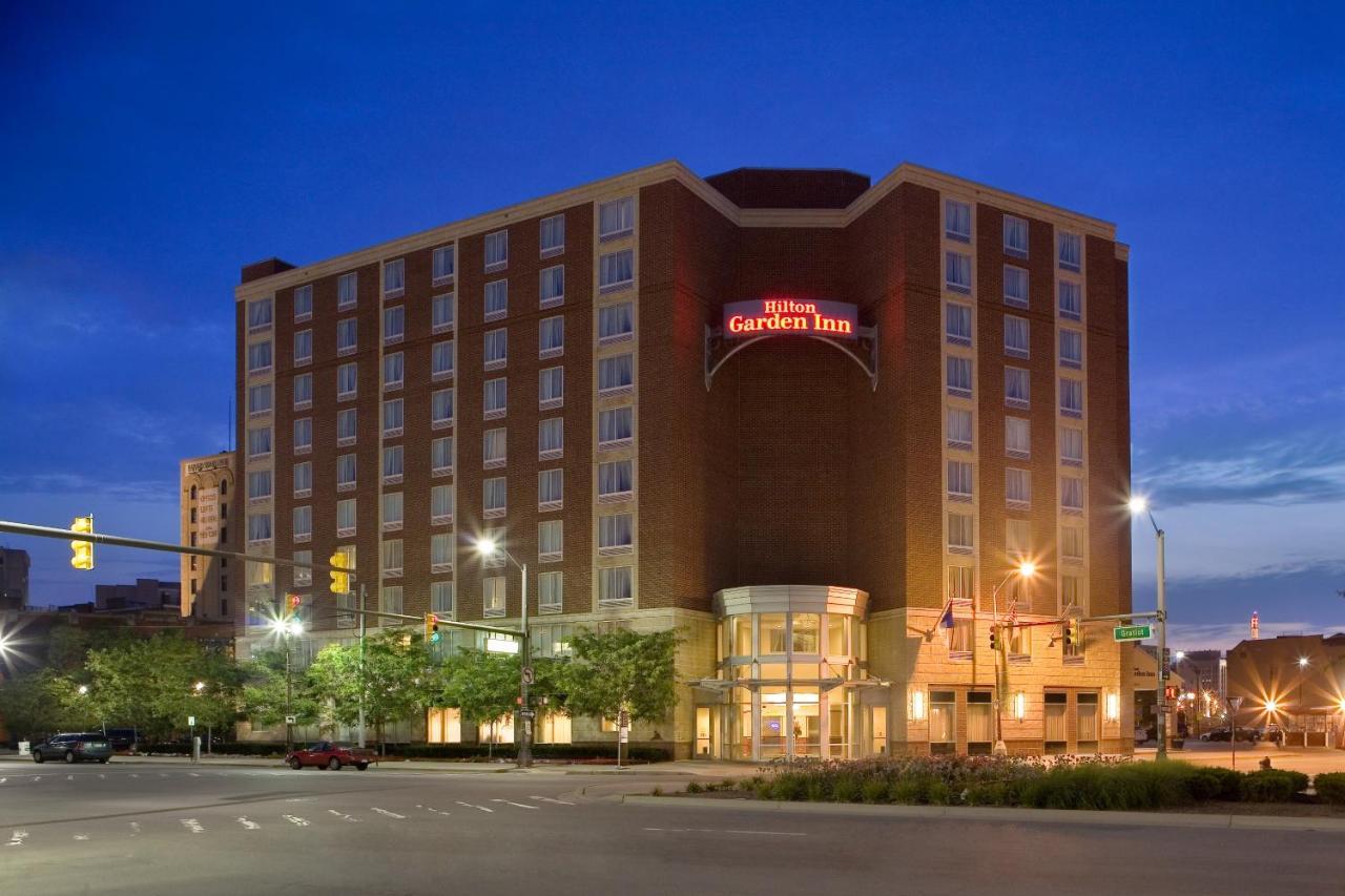 Hilton Garden Inn Detroit Downtown, MI - Booking.com