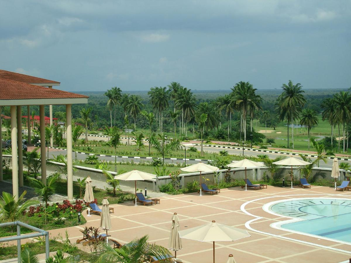 Image result for Ibom Golf Resort, Akwa Ibom, Nigeria