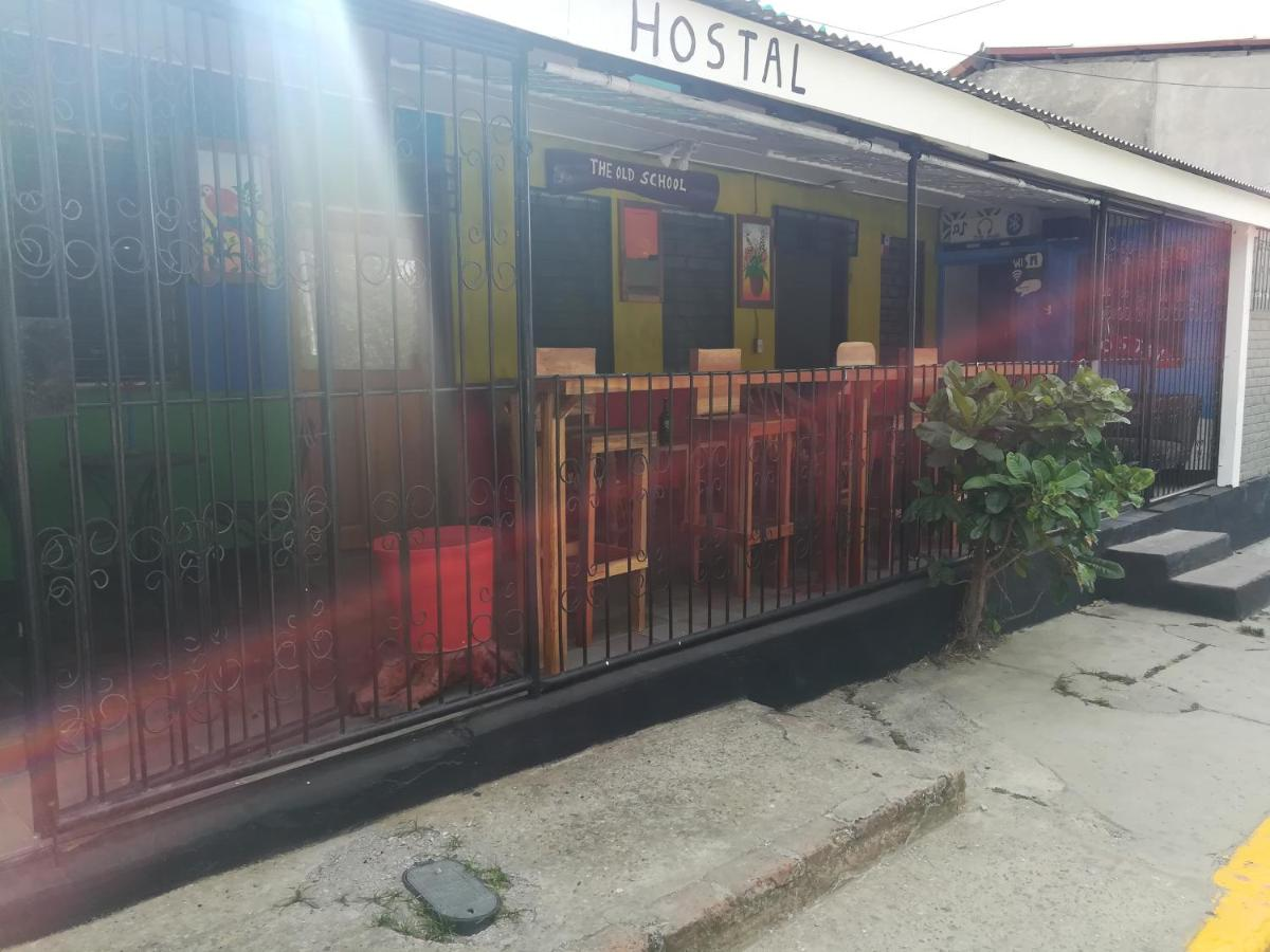 Amerikanischer Kühlschrank Old School : Pension the old school hostal nicaragua san juan del sur