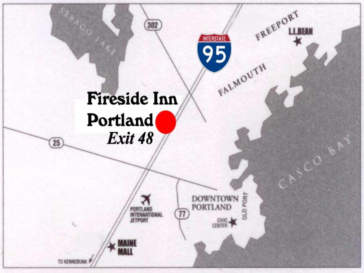 Fireside Inn Portland, ME - Booking.com on