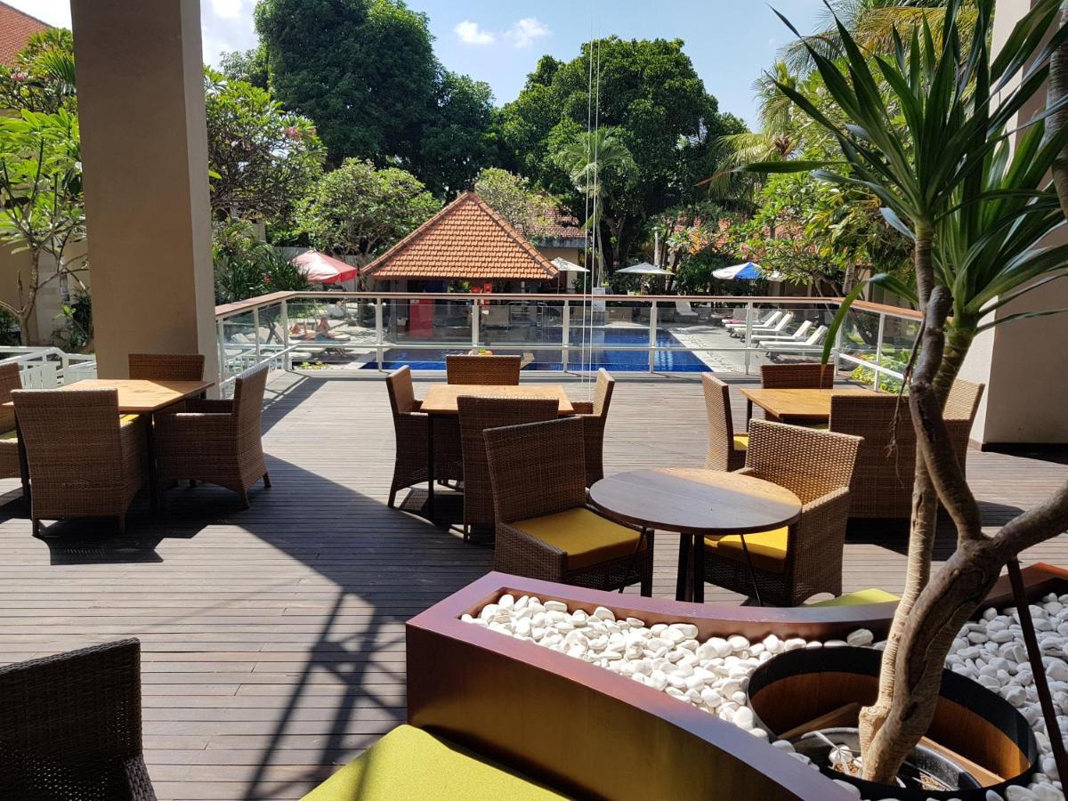 New Garden View Resort Legian The Bali Guideline