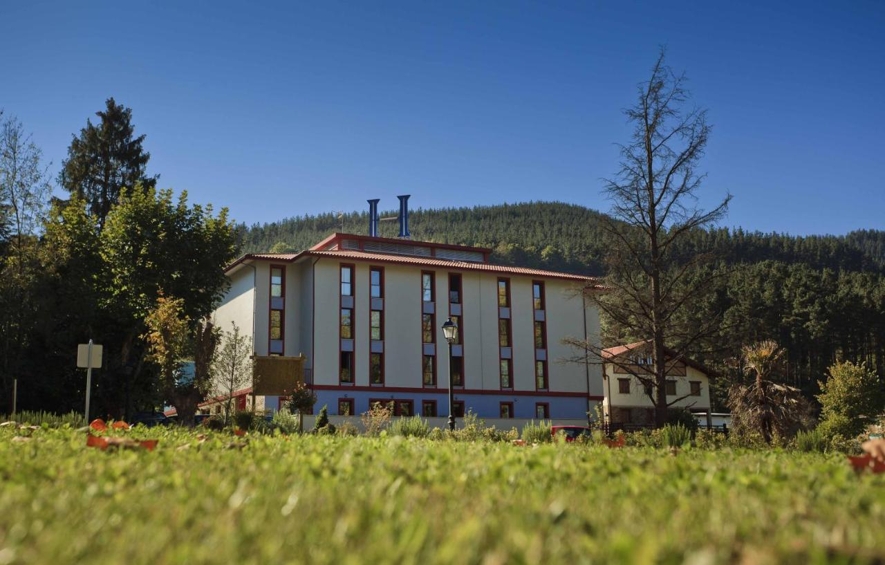 Hotels In Herriko Plaza Basque Country
