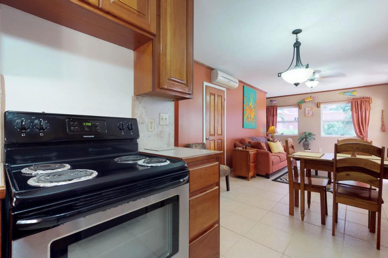 Ferienwohnung Garden Suite @ Caribe Island (Belize San Pedro ...