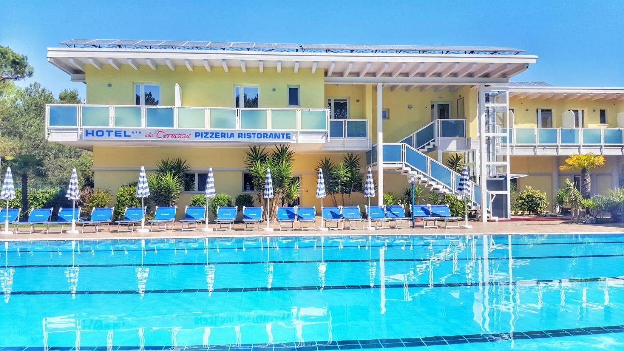 Hotel Alla Terrazza (Italien Bibione) - Booking.com