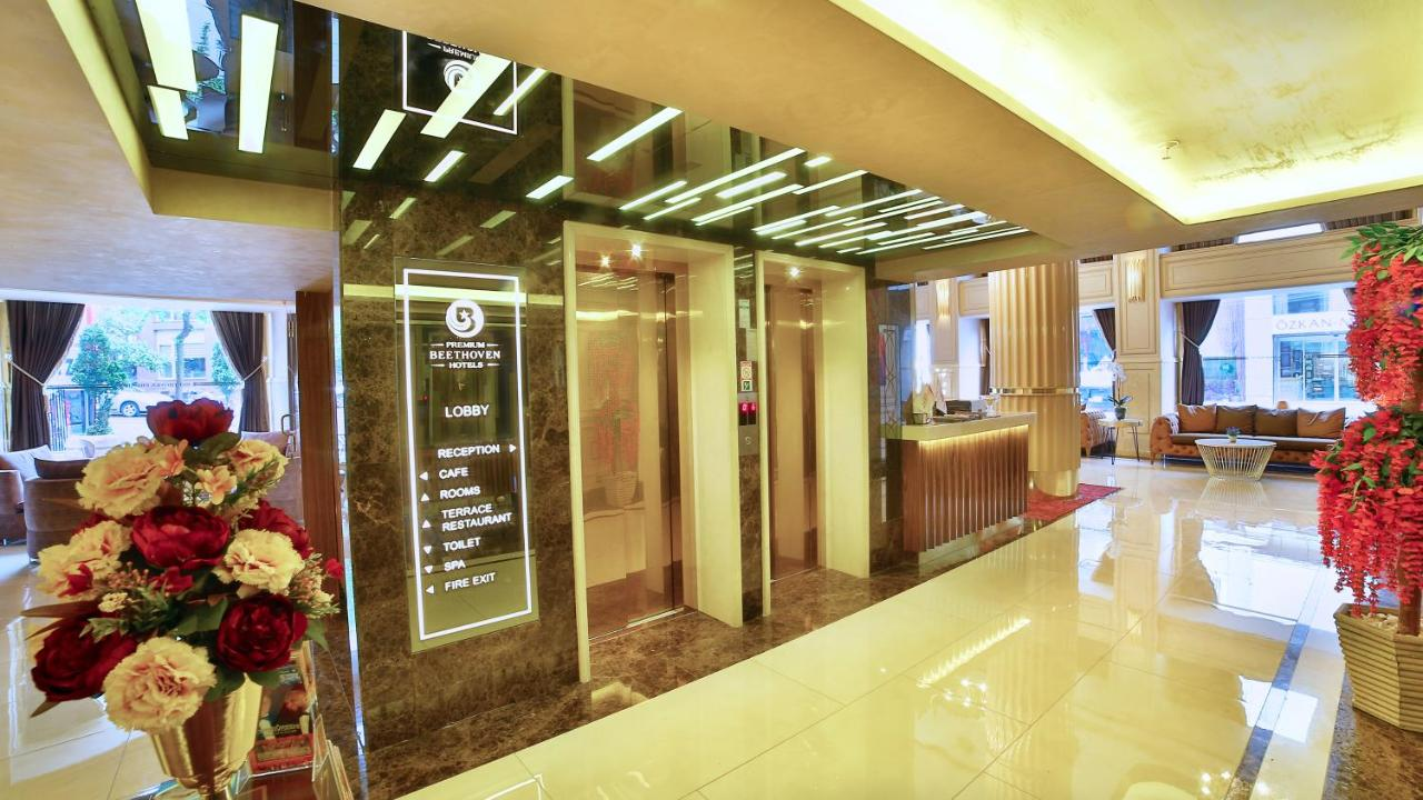 2d0aa0dfca1 Beethoven Premium Hotel, Κωνσταντινούπολη – Ενημερωμένες τιμές για το 2019