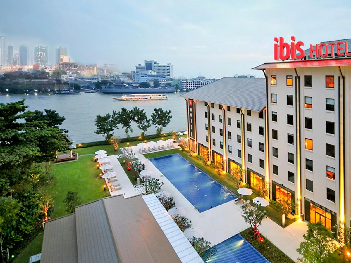Hotels In Khlong San Bangkok Province