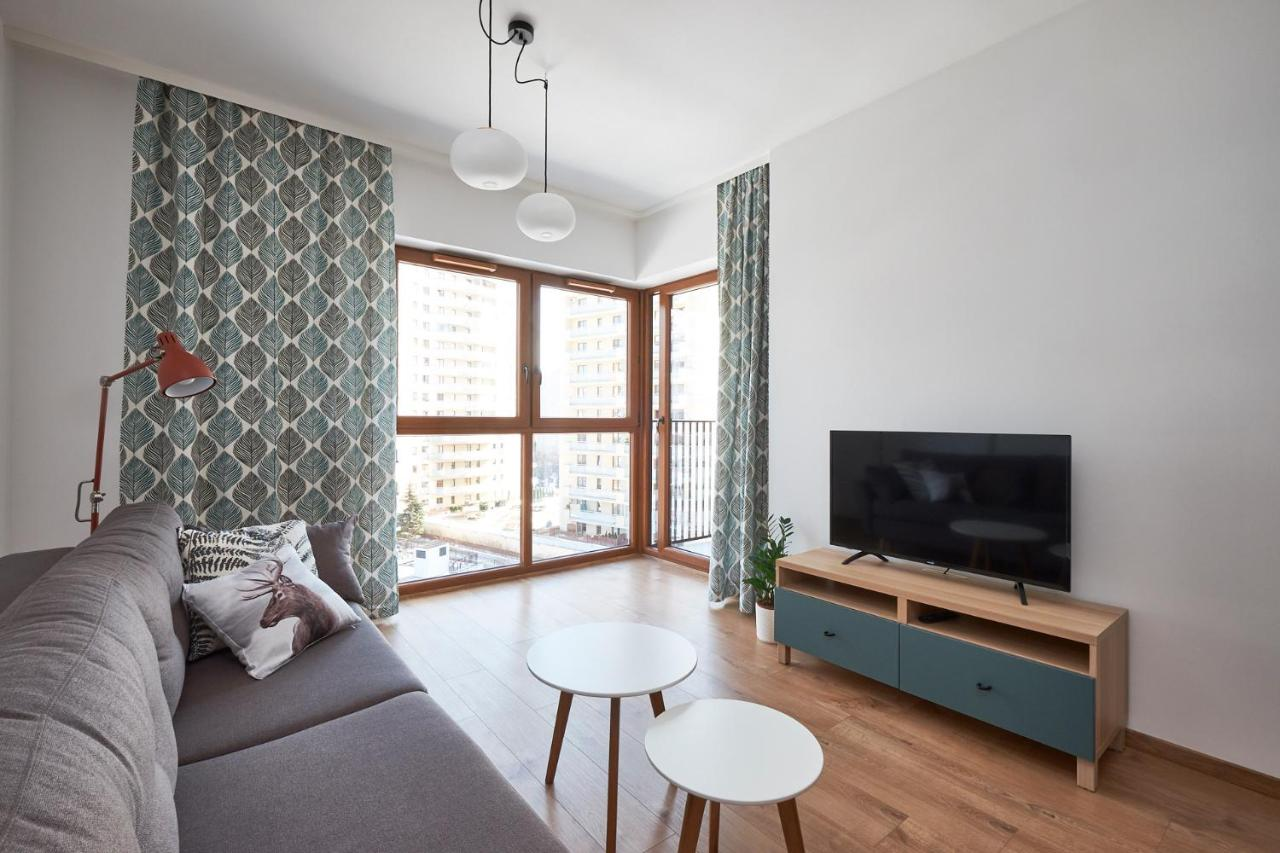 Modern apartment in warsaw apartment poland deals