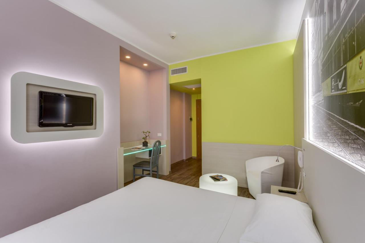 Viva Hotel Milano Italien Mailand Booking Com