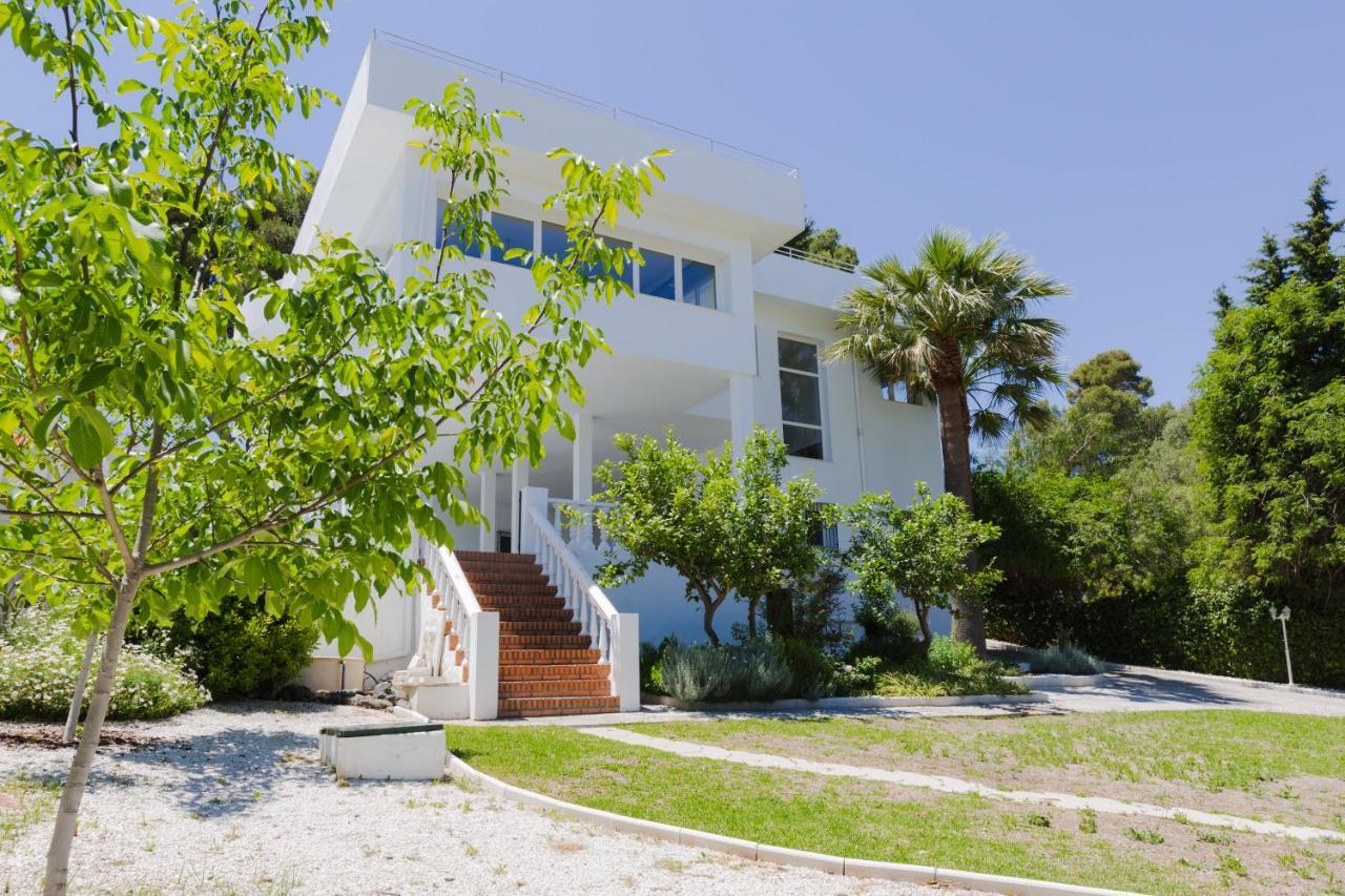 Luar, preciosa villa con piscina en Málaga (Spanje ...
