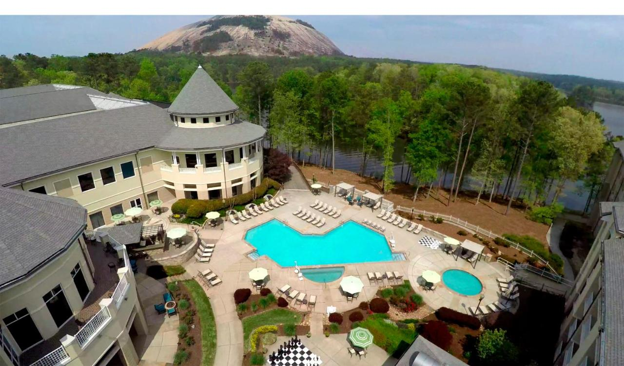 hotel atlanta evergreen marriott, stone mountain, ga - booking