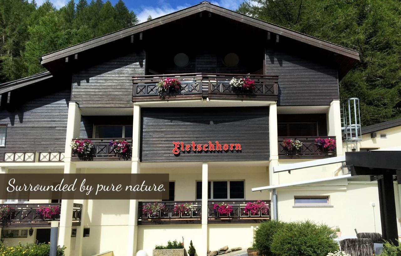 Relais & Chateau Hotel Fletschhorn, Saas-Fee, Switzerland - Booking.com