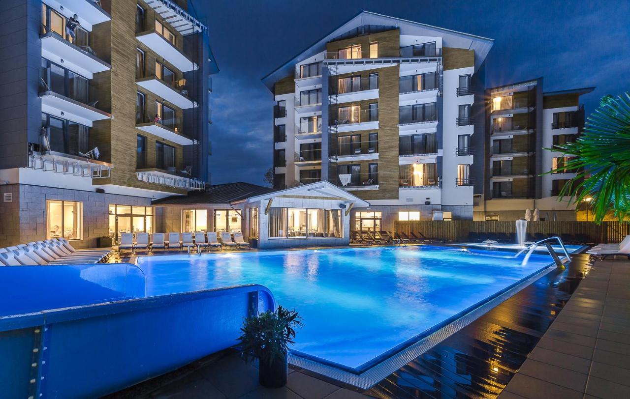 Blue Mountain Resort Szklarska Porba Poland Booking