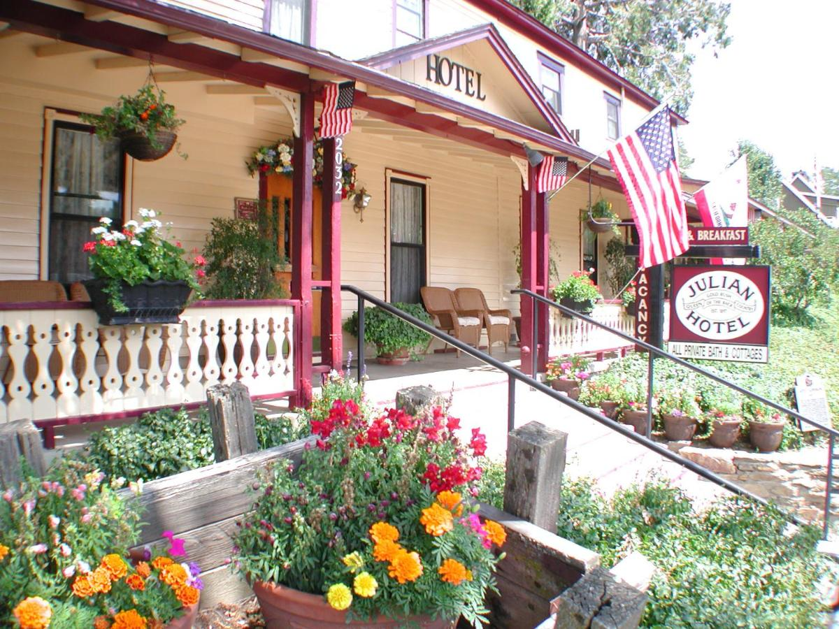 Julian Gold Rush Hotel Ca Booking
