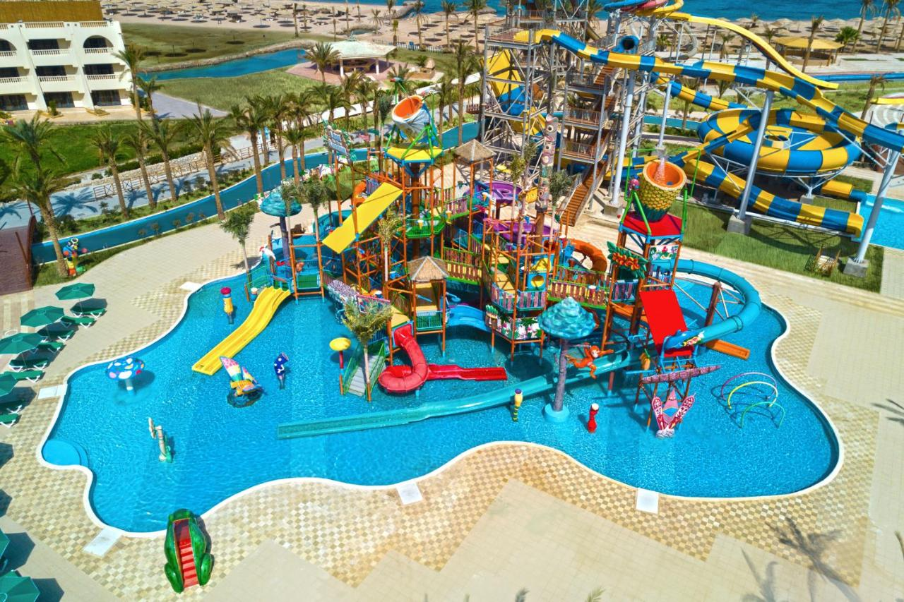 Waterpark Jungle. Hurghada - a paradise in Egypt 16