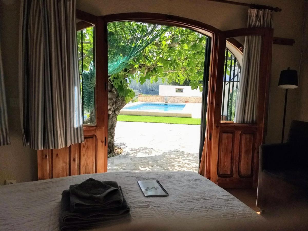 Guest Houses In La Vall De Laguar Valencia Community