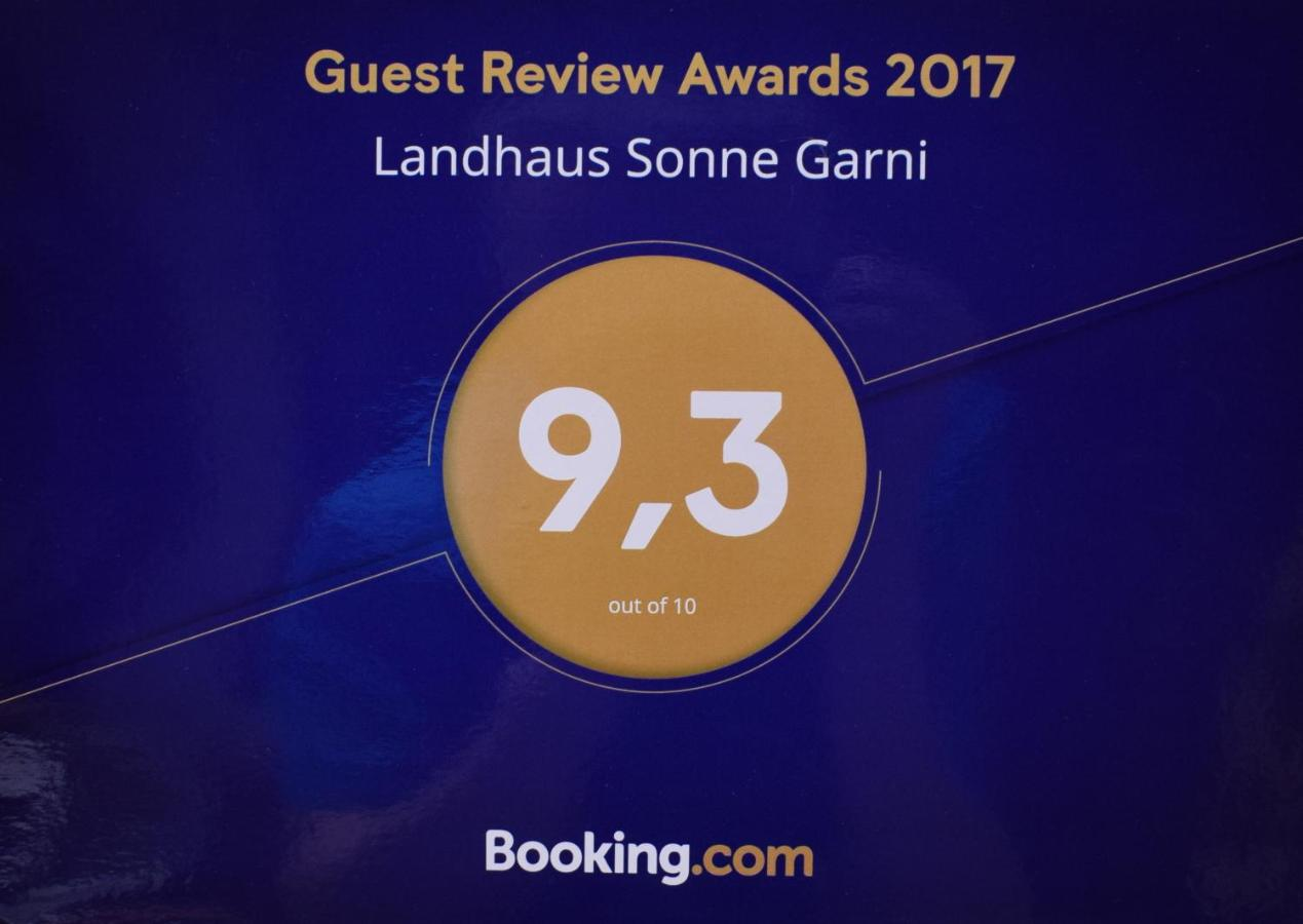 Pension Landhaus Sonne (Deutschland Lieg) - Booking.com