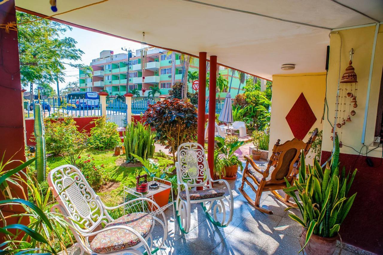 Great Garden in Candy Bej'House, Varadero Beach
