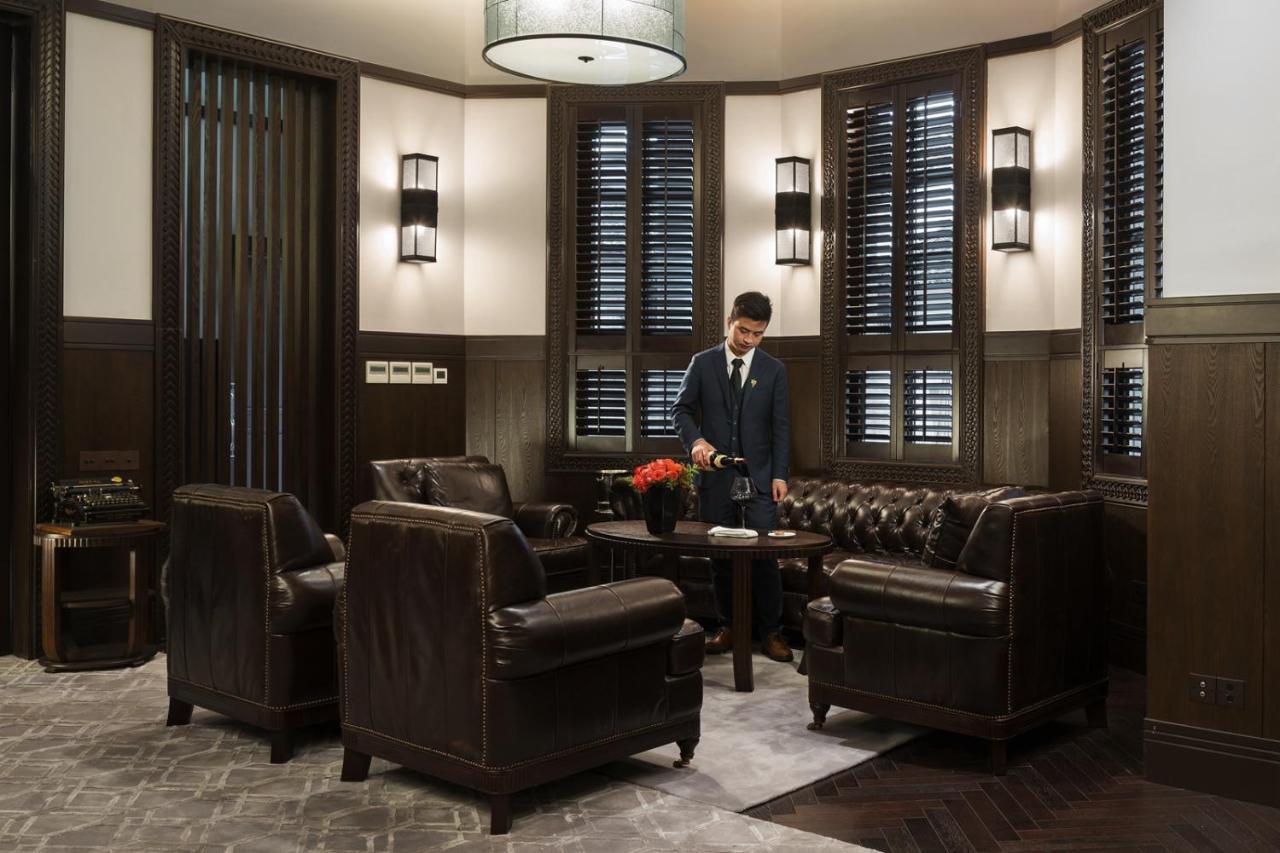 羅萊夏朵·杭州湖邊邨酒店Relais & Chateaux Chaptel Hangzhou Hotel
