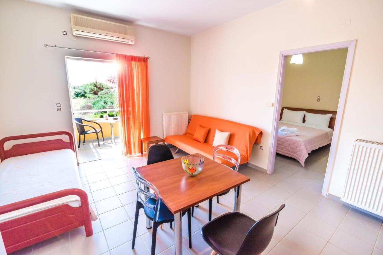 Voula Apartments Mitikas Greece Bookingcom