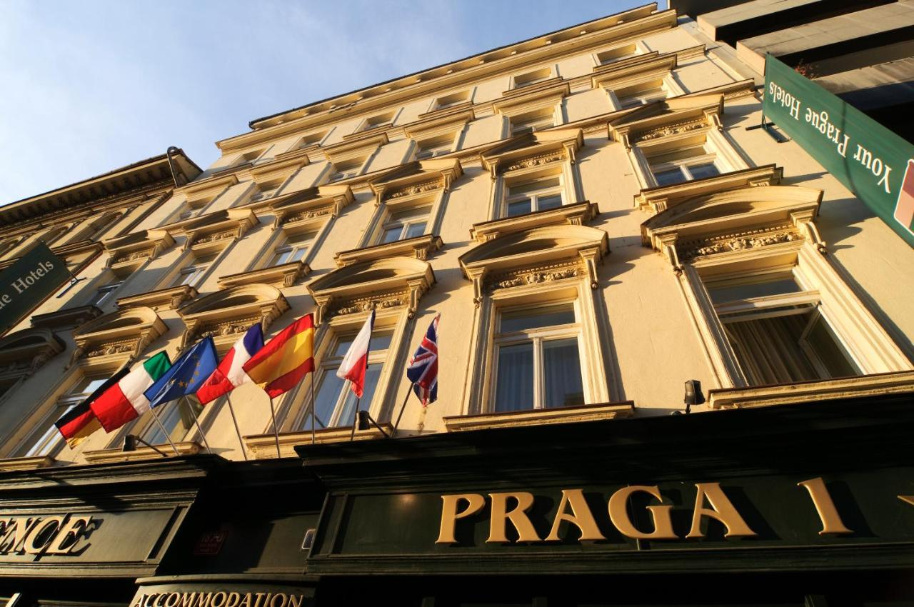 Hotel Praga 1, Praga – Prezzi aggiornati per il 2018