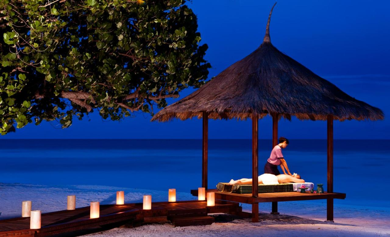 Banyan Tree spa maldives