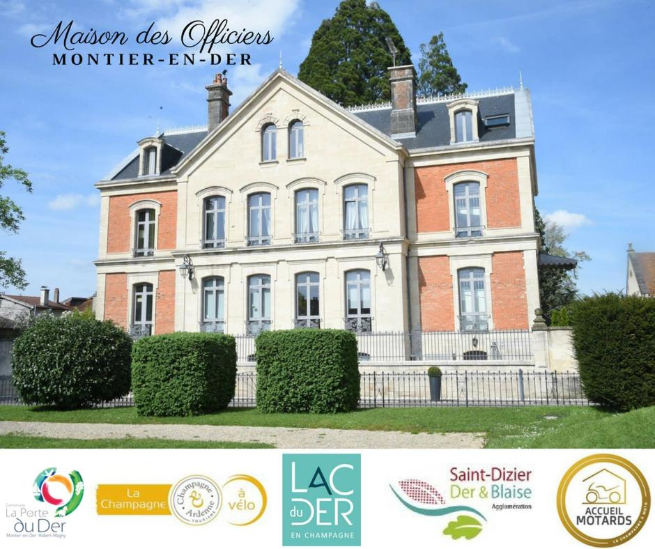 Guest Houses In Saint-léger-sous-brienne Champagne - Ardenne