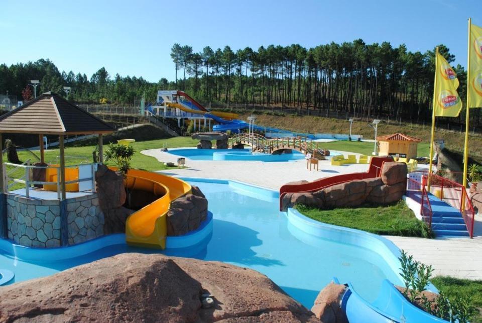 Vakantiepark Naturwaterpark - Parque de Diversõe (Portugal São Martinho de Antas) - Booking.com