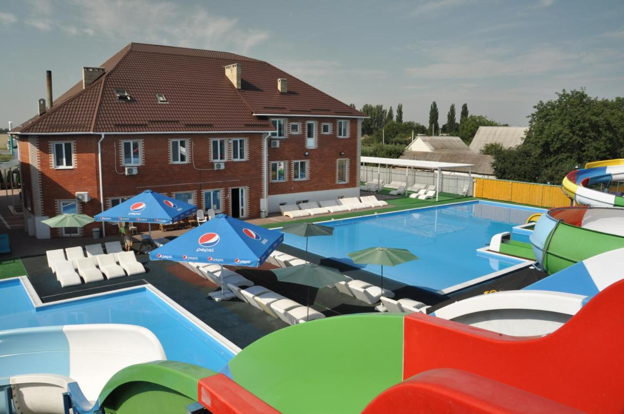 Hotels in Poltava and the region: a selection of sites