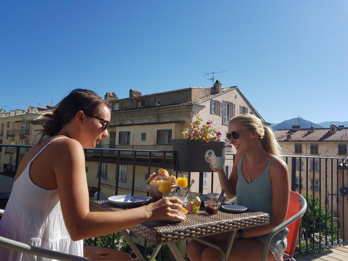 Guest Houses In Venaco Corsica