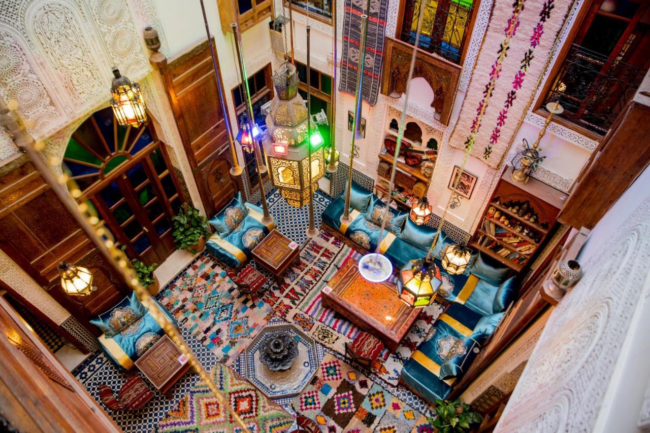 Riad verus marokko fez booking.com