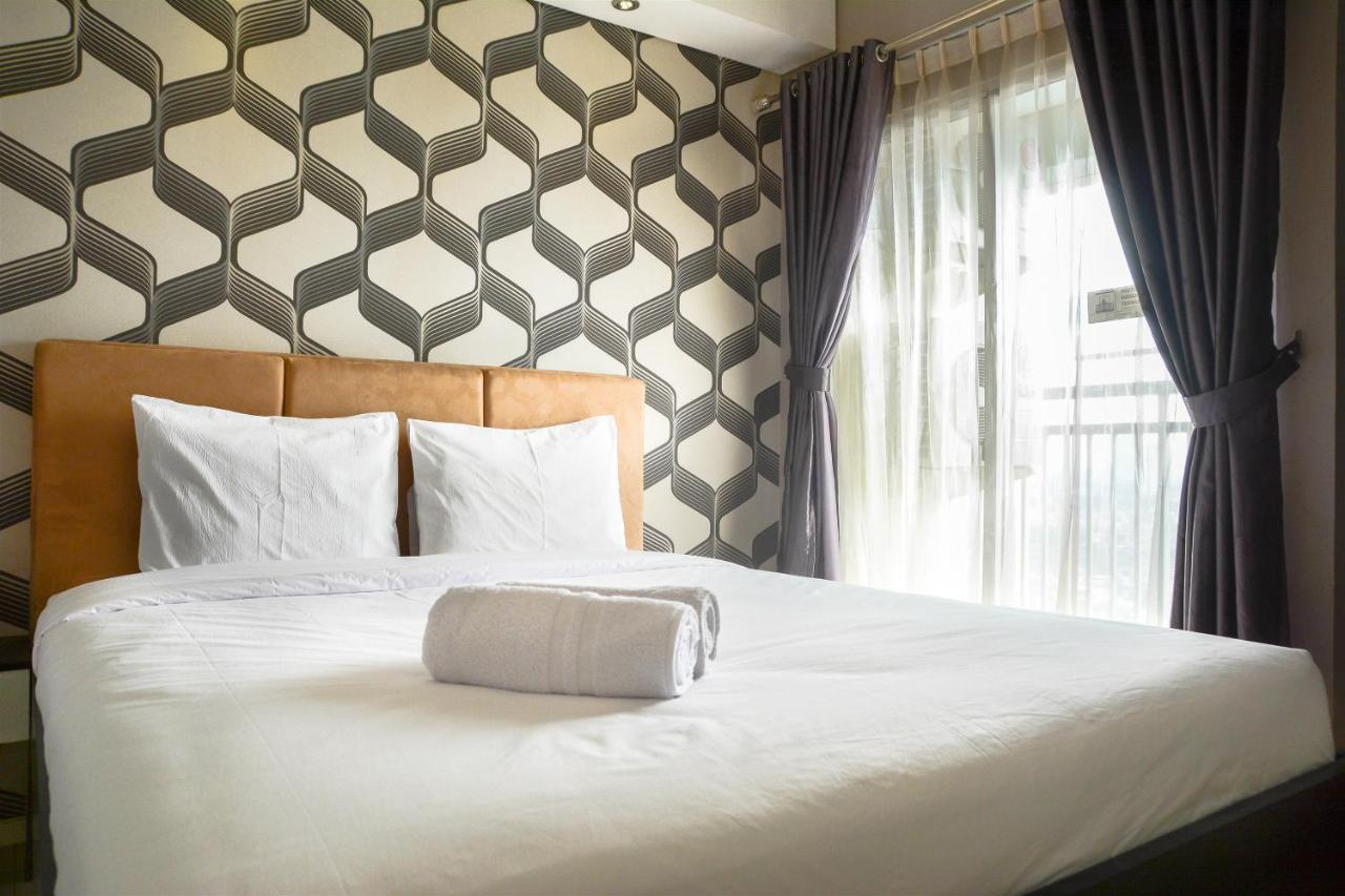 Minimalist 1br cosmo terrace thamrin city by travelio apartment jakarta indonesia deals