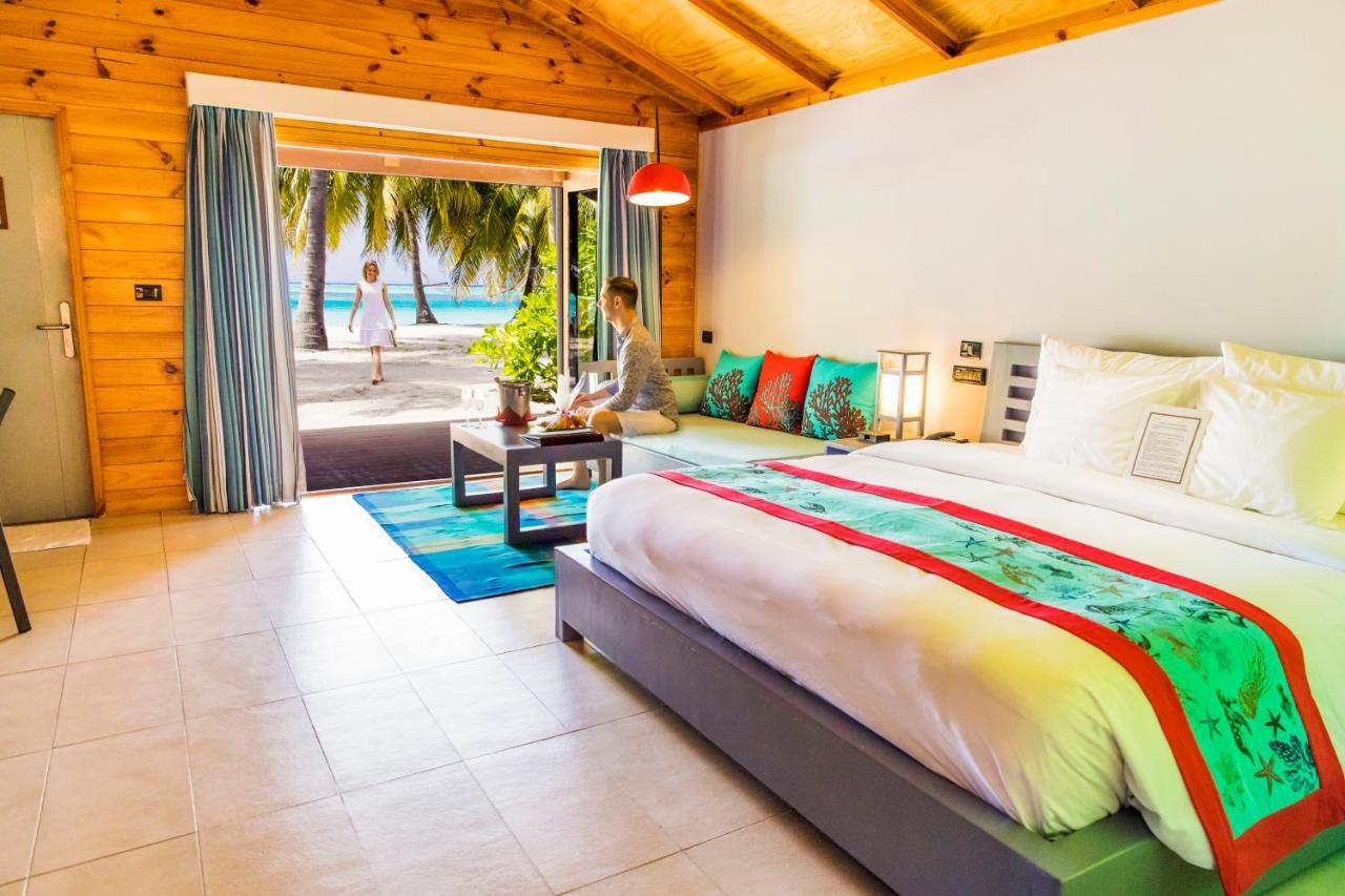 Пляжная вилла Meeru Island Resort & Spa