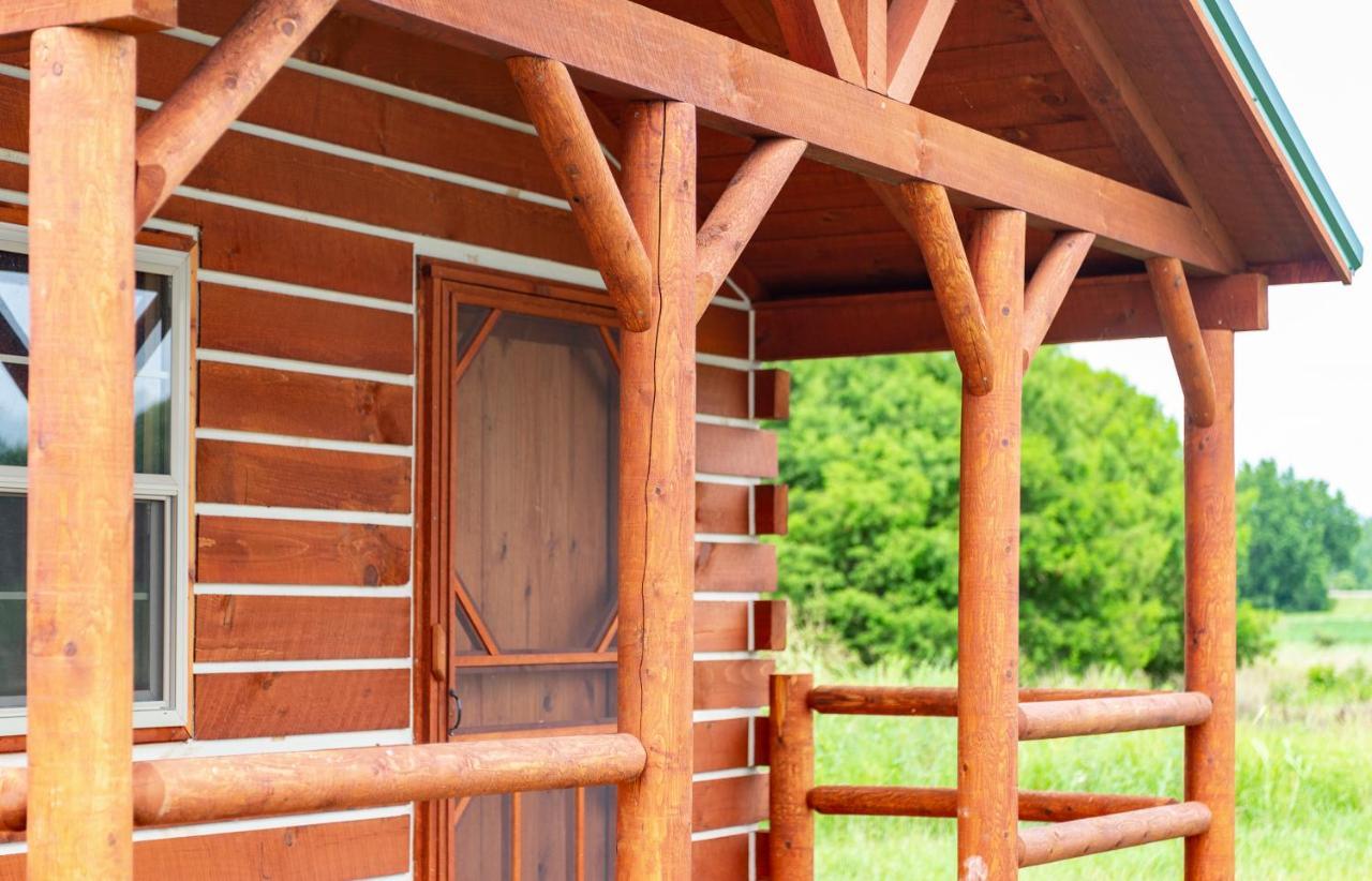 Vacation Home New - Log Cabin At Big Muddy Brewing, Murphysboro, IL ...