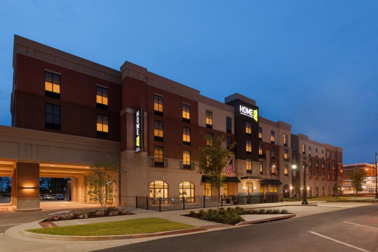 Hotel Home2 Suites by Hilton Tuscaloosa Downtown, AL - Booking.com