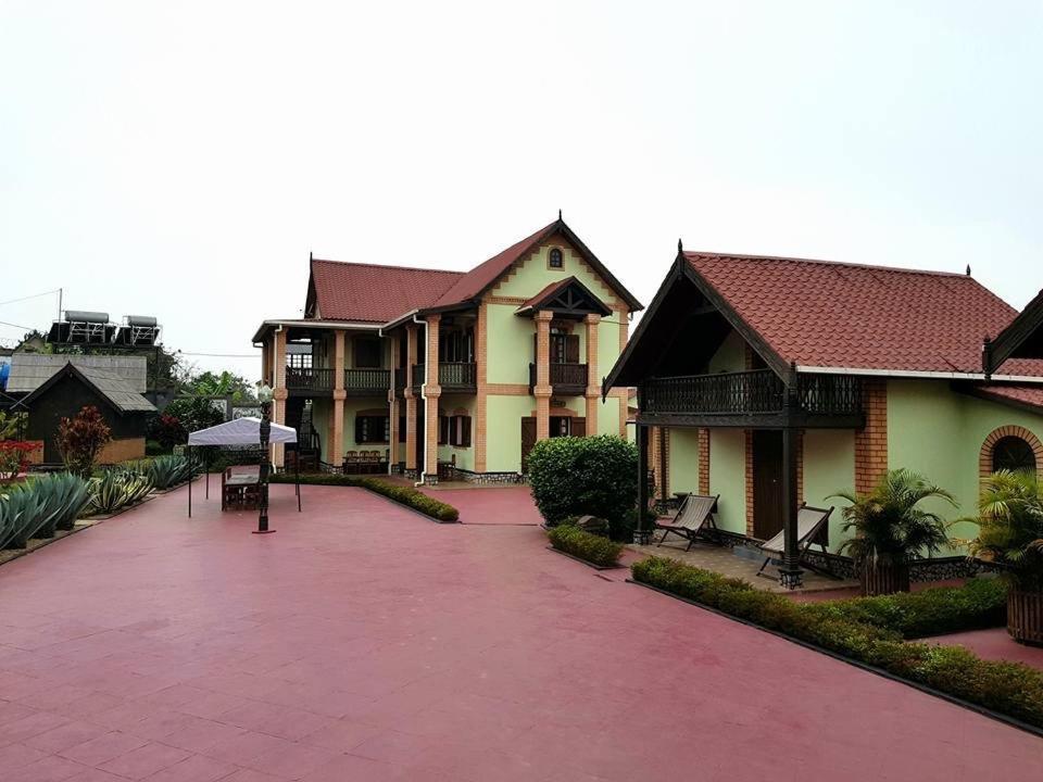 L'Artisan Hotel Ambositra (Madagaskara Ambositra) - Booking com
