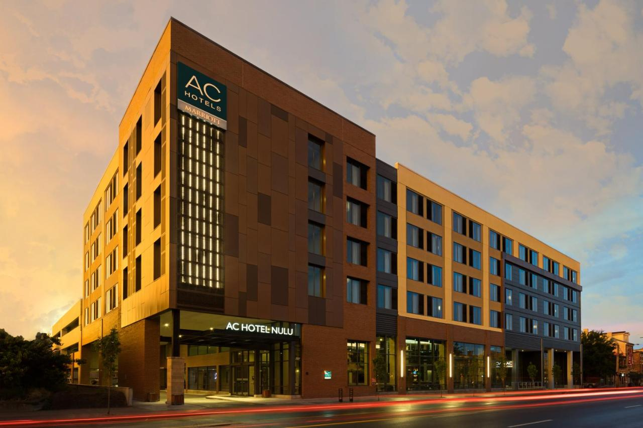 AC Hotel by Marriott Louisville Downtown, Louisville – Updated 2018 ...
