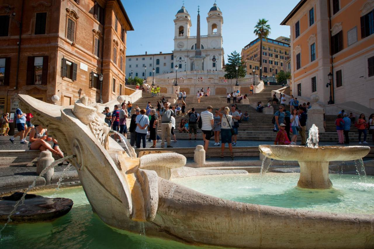 Rome Subway Map To Trevi Fountain Spanish Steps.Guesthouse Holidays At The Spanish Steps Rome Italy Booking Com