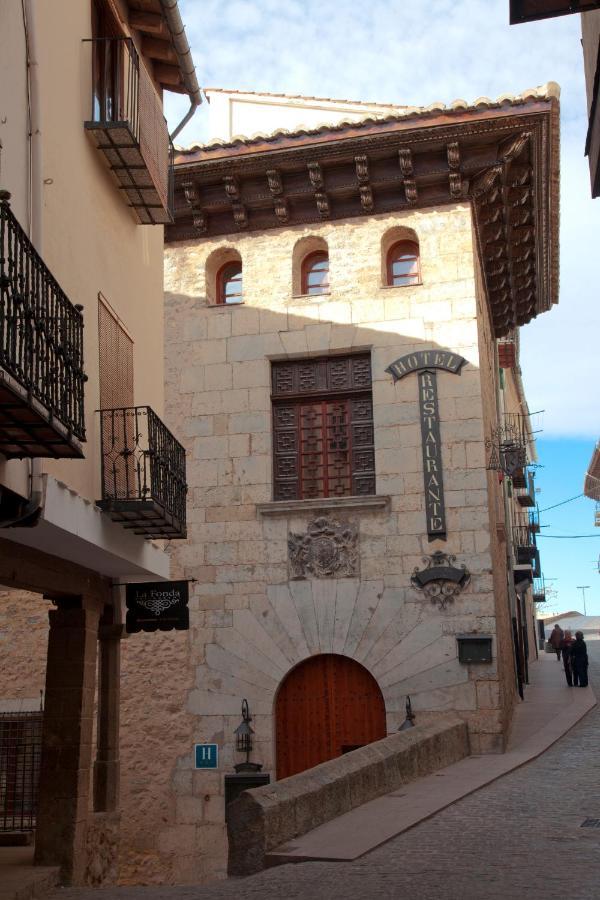 Hotels In Castellfort Valencia Community