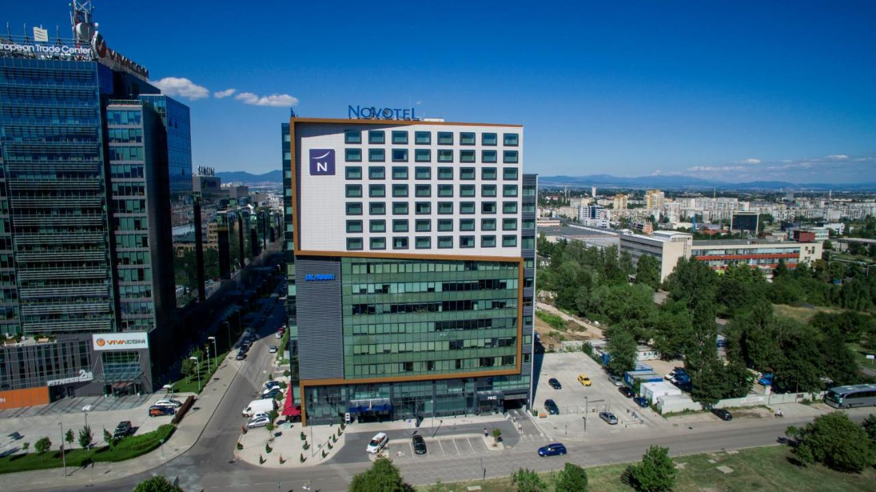 Novotel Sofia, Bulgaria - Booking com