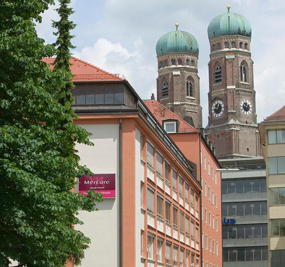 Mercure Hotel Munchen Altstadt Deutschland Munchen Booking Com