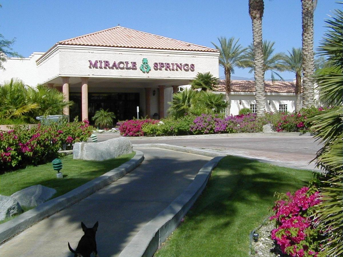 Resorts In Desert Hot Springs California