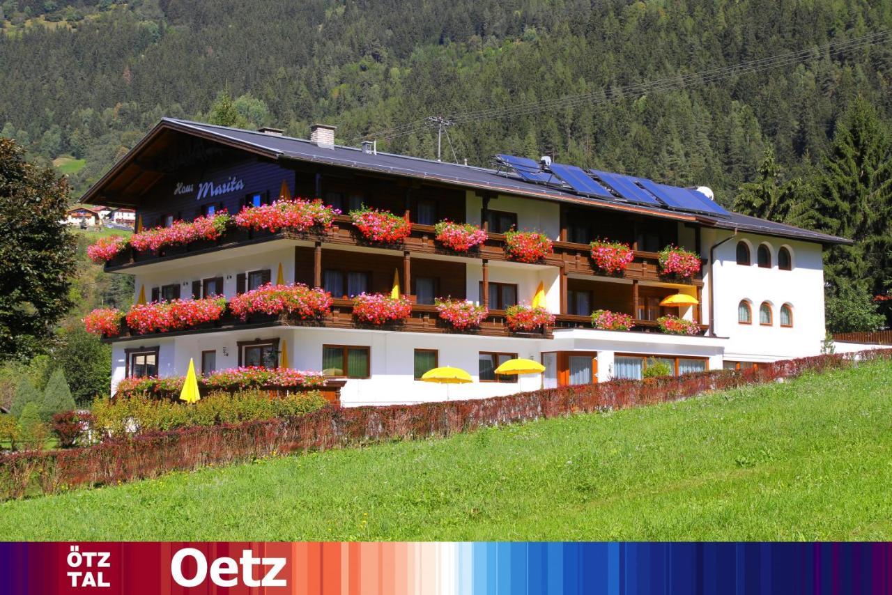 Hotel Haus Marita (Österreich Oetz) - Booking.com