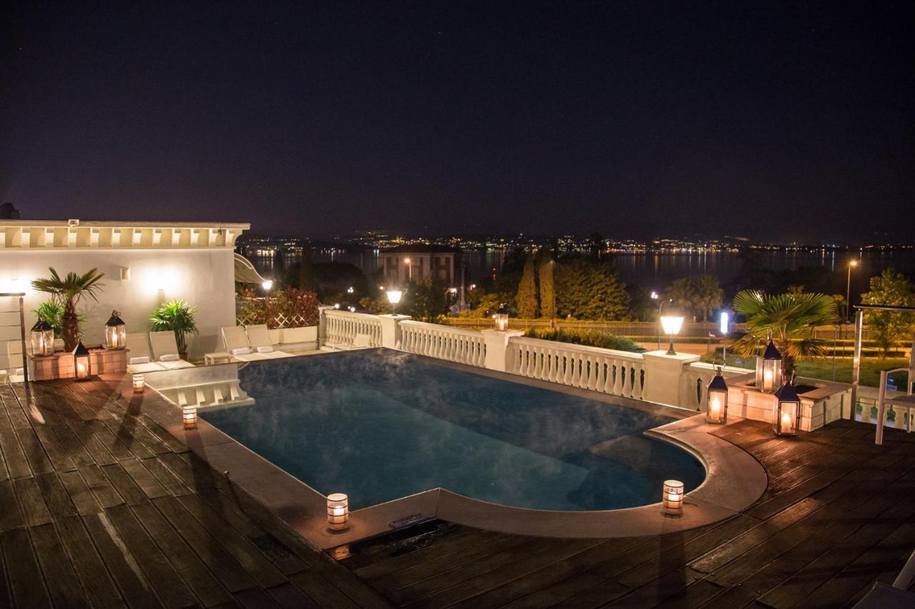 Palace Hotel Italien Desenzano Del Garda Booking Com