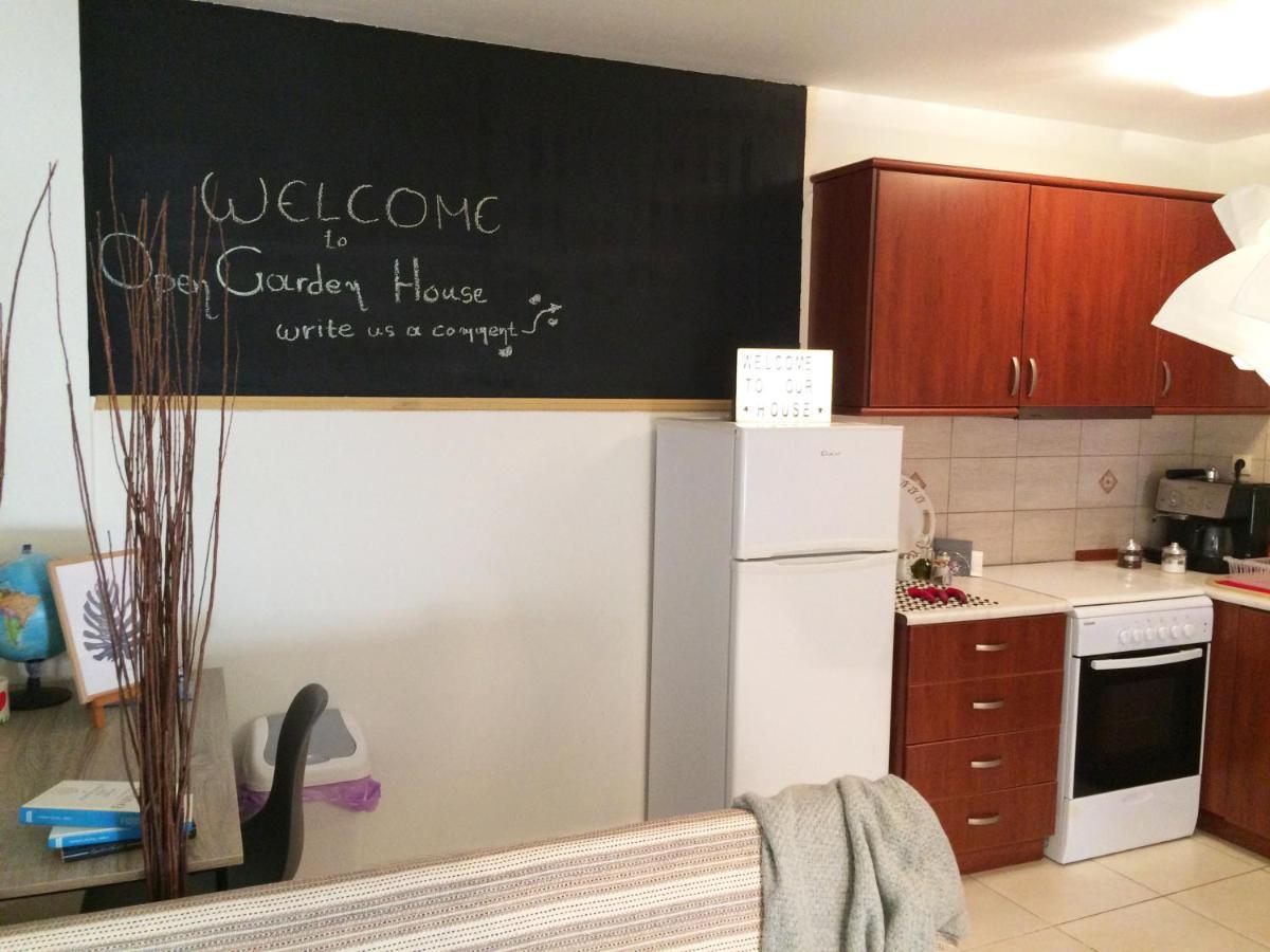 Apartment Open Garden House, Thessaloníki, Greece - Booking com