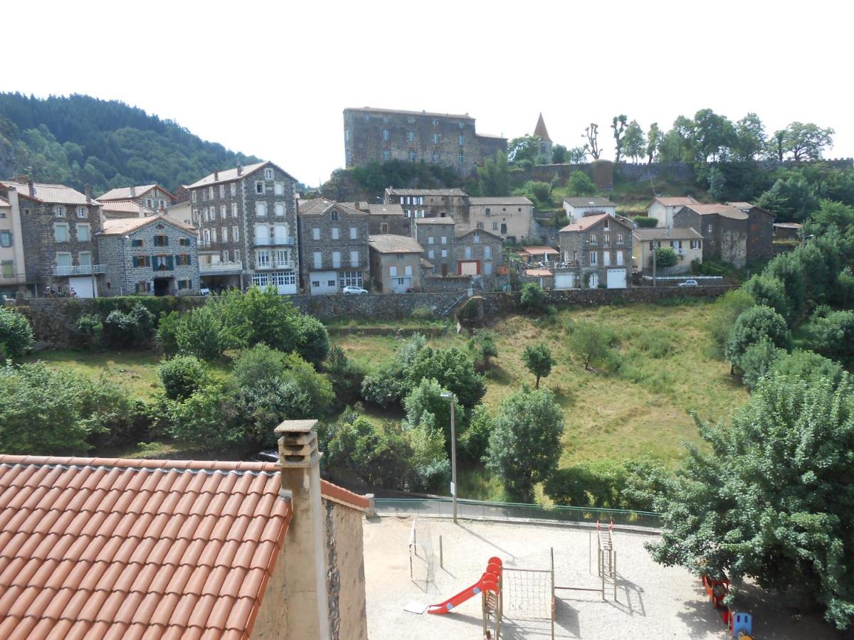 Hotels In Saint-christophe-d'allier Auvergne