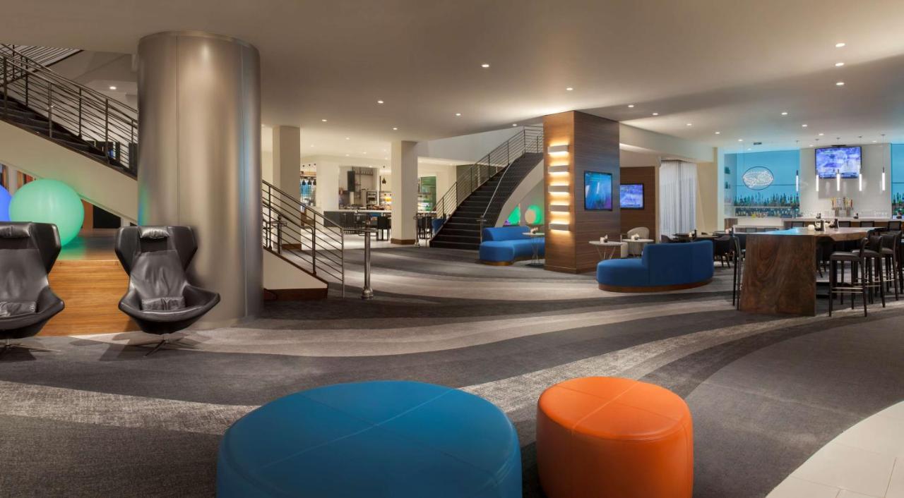 洛杉磯國際機場凱悅酒店Crowne Plaza Los Angeles International Airport