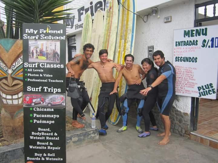 My Friend Surf Hostal Trujillo Tarifs 2019
